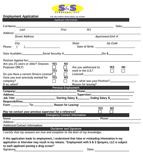 S&S-Employment-Application-1